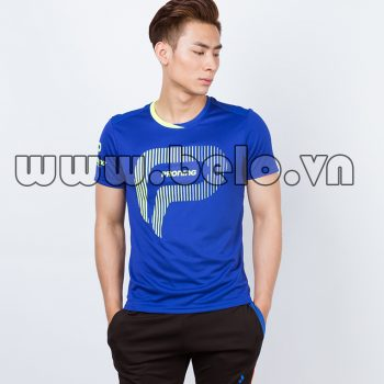 Áo bóng chuyền nam xanh dương mã PN02 khuyến mại hấp dẫn.