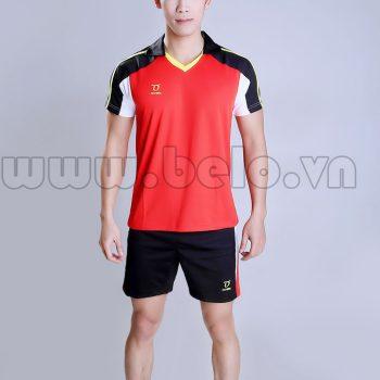 Áo bóng chuyền nam đỏ tươi PN03 giá khuyến mại hấp dẫn !