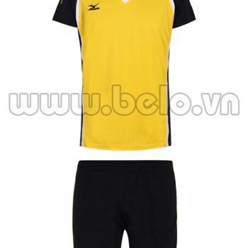 Áo bóng chuyền nam Mizuno màu vàng MN02 giá cực hấp dẫn !
