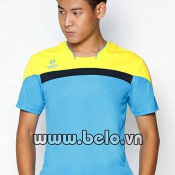 Áo bóng chuyền cao cấp chính hãng Donexpro vàng xanh mã 2016-11