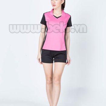 Quần áo bóng chuyền nữ chính hãng Donexpro mã 2016-73