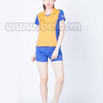 Quần áo bóng chuyền nữ chính hãng Donexpro mã 2016-74