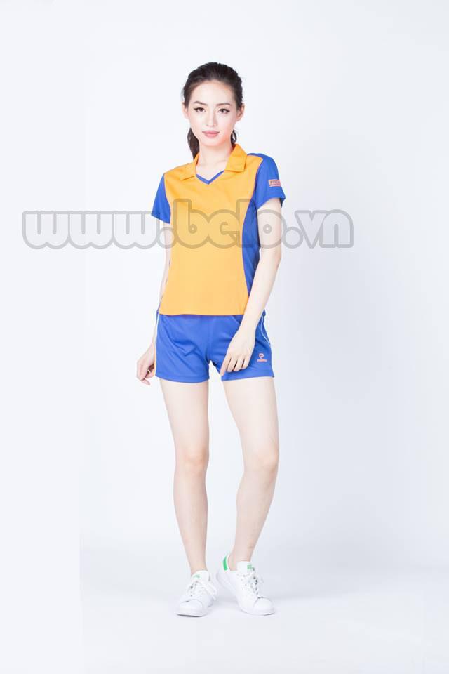 Bộ bóng chuyền nữ chính hãng Donexpro mã 2016-74