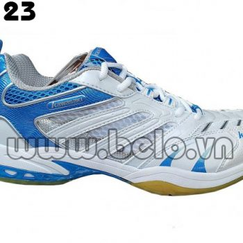 Giày bóng chuyền Kawasaki K123 màu trắng xanh dương