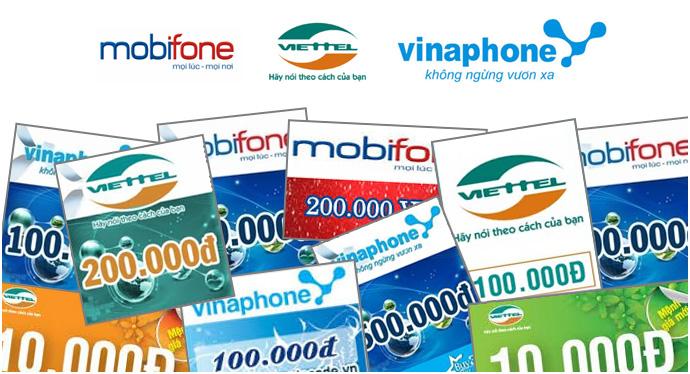 15 giải ba : Mỗi giải là các thẻ cào trị giá từ 100.000-200.00.